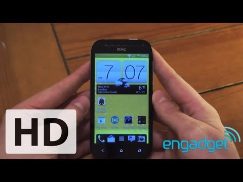 HTC One SV Review | Engadget