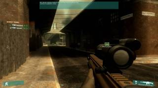 Ghost Recon Advanced Warfighter - Gameplay [HD 1080P]