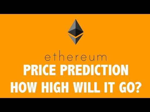 Ethereum Price Prediction. How High Will It Go?