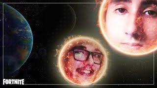 Quando o segundo sol chegar - Fortnite