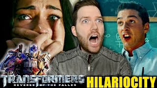 Transformers: Revenge of the Fallen - Hilariocity Review