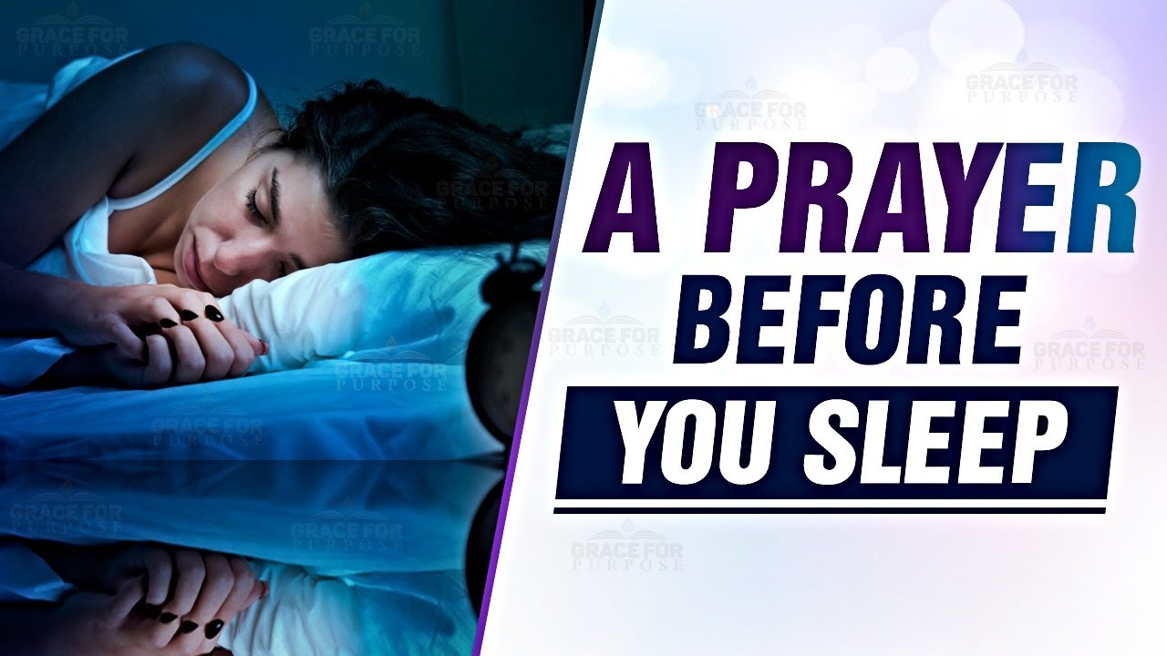 End Your Day With This 10 Minute Prayer Before You Sleep! ᴴᴰ