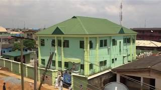 Lajna Nigeria Innaugurate New Building
