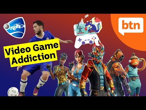 Video Game Addiction Officially Recognised by World Health Organisation – Today's Biggest News