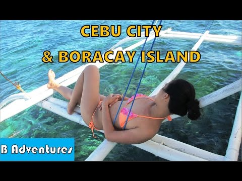 Cebu Boat Party & Boracay Island Ariel's Point, Philippines S1 Ep24