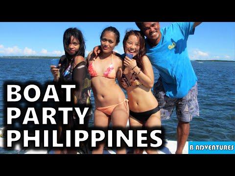 Cebu Boat Party & Boracay Island Ariel's Point, Philippines S1 Ep24
