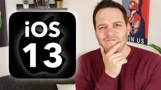 iOS 13 sur iPhone, iPad : Fuites et Rumeurs !
