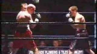 James Paisley vs Ryan Barrett Part 1