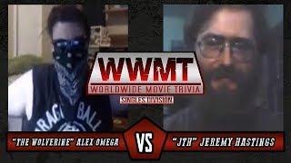 Alex Omega vs JTH - Worldwide Movie Trivia: Singles League
