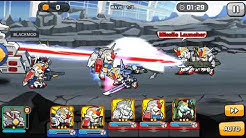 LINE: GUNDAM WARS  3.7.0 MENU MOD