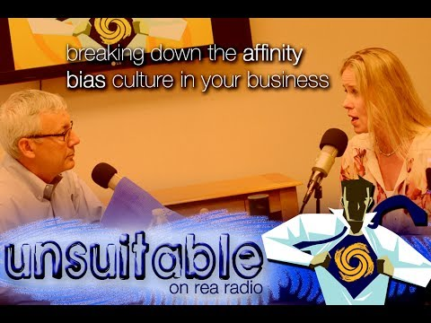 084 | Breaking Down The Affinity Bias Culture In Your Business | unsuitable on Rea Radio