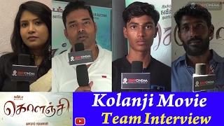 Kolanji Movie Team Interview | Samuthirakani | Sanghavi - 2DAYCINEMA.COM