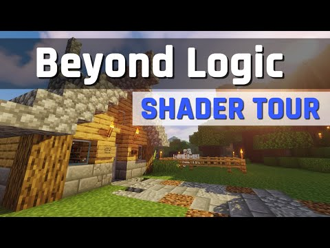 Shaders Tour - Beyond Logic | Minecraft 1.14