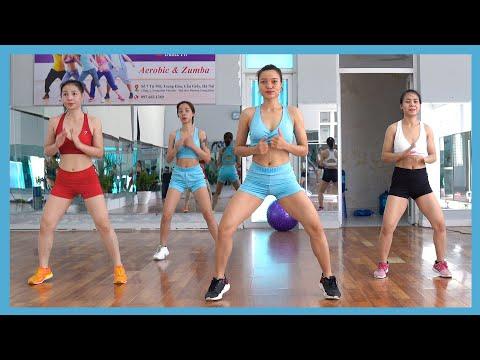 Bài Tập Aerobic Giảm Mỡ Bụng Siêu Nhanh trong 1 Tuần | Inc Dance Fit