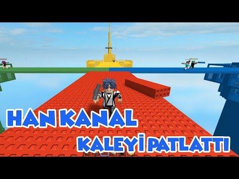 download Han Kanal Kaleyi Patlattı / Doomspire Brickbattle / Roblox Türkçe