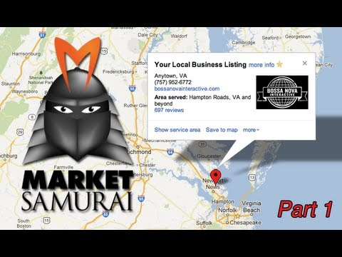 Local Keyword Research With Market Samurai - Part 1
