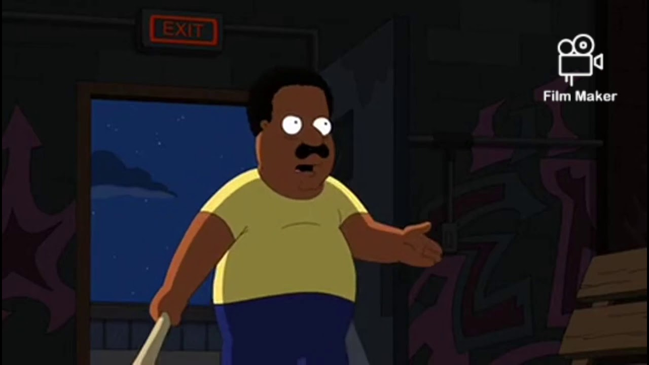 cleveland show- Cleveland Brown (Uncensored)