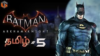 Batman Arkham Knight #5 Live Tamil Gaming