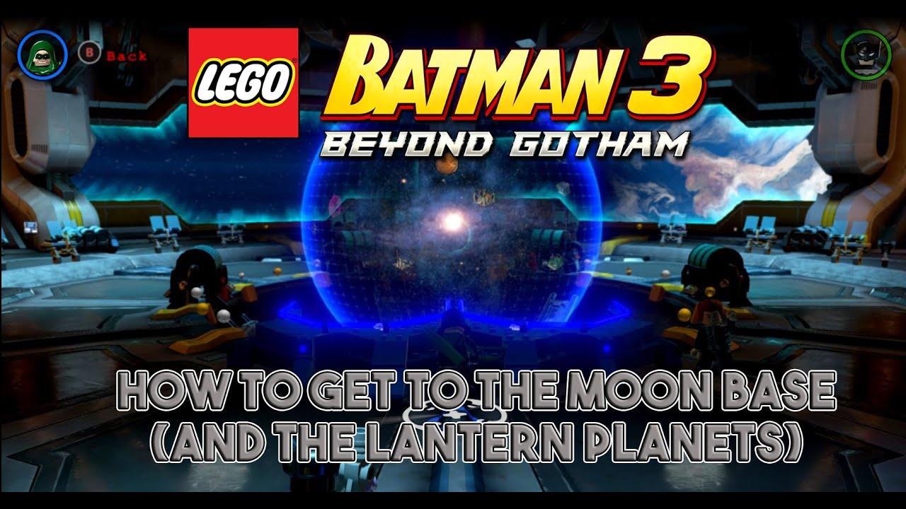 moon base lego batman 3 - photo #17