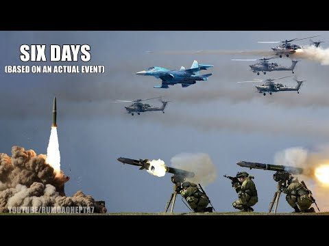 Russia's Military Capability: Six Days (Short Film) - Russian Armed Forces - Вооруженные силы России