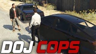 Dept. of Justice Cops #96 - Road Rage Gone Wrong (Criminal)