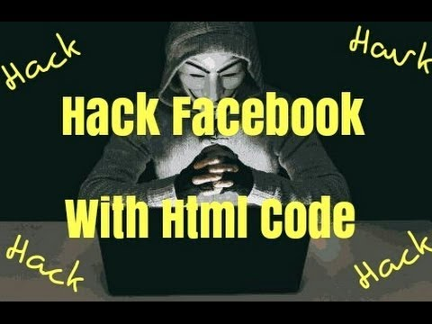 Fb Hacking Using HTML Truth Revealed Real Or Fake.?