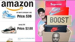 BUYING THE CHEAPEST LEGIT HYPEBEAST SNEAKERS OFF AMAZON!!