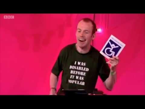 Lost Voice Guy on BBC'S The One Show Edinburgh Showcase ...