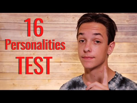 I took the 16 personalities test and here's what happened...