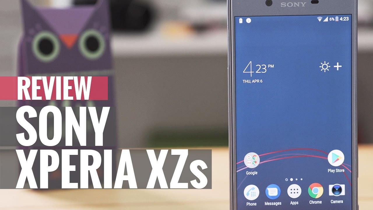 Sony Xperia XZs - Full phone specifications