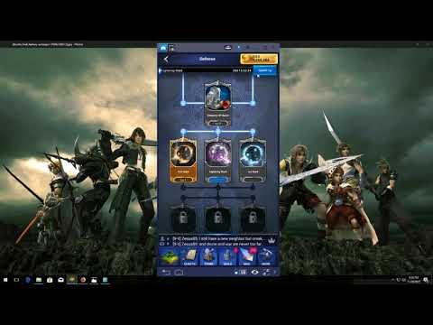 Ward Defence In Final Fantasy A New Empire
