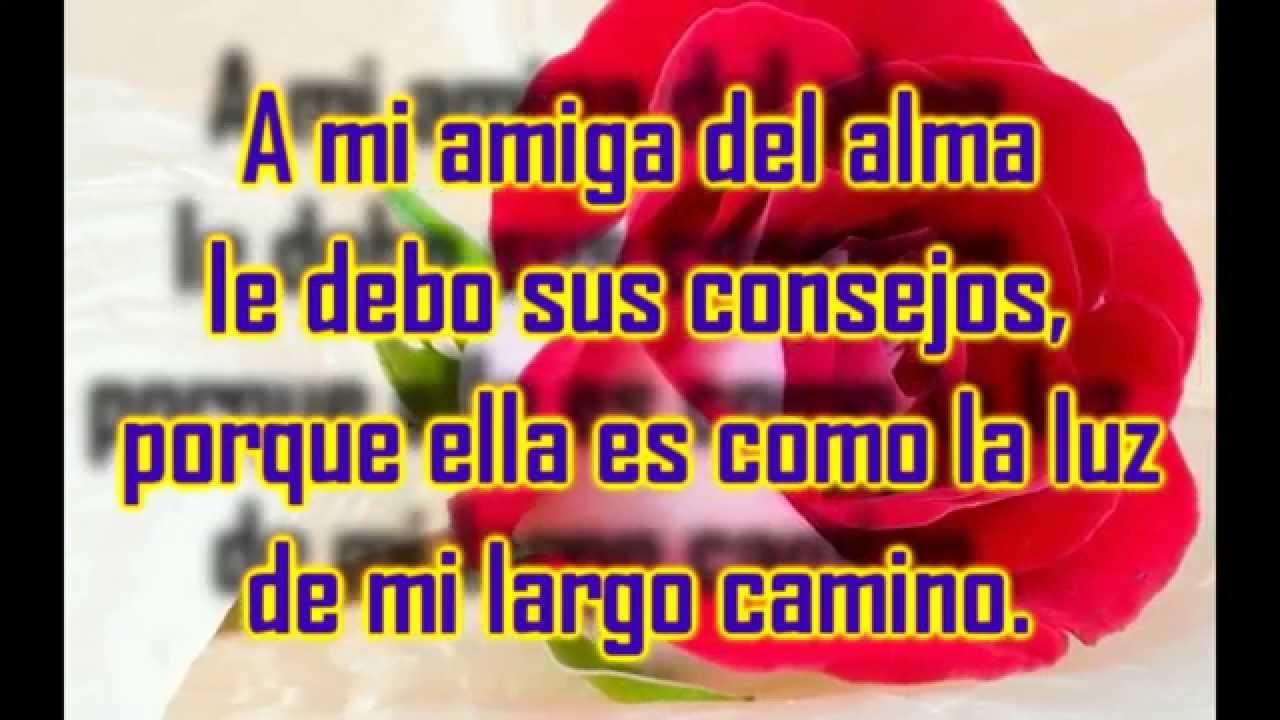 Poemas Para Una Amiga: UNA POEMA PARA UNA AMIGA EN ESPECIAL