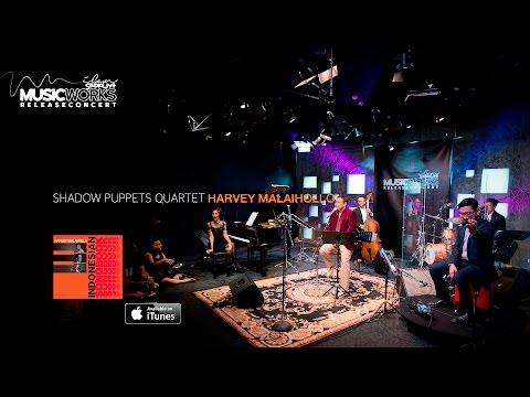 image #MusicWorksReleaseConcert - Indonesian Song Book - Shadow Puppets & Harvey Malaihollo