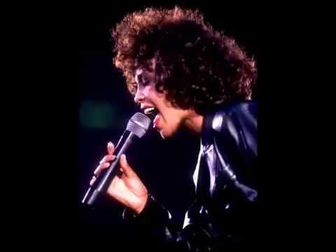 Whitney Houston - Live in California 1987