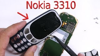 NEW Nokia 3310 - Teardown - Will it last?