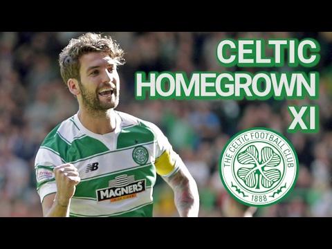 Celtic Homegrown XI
