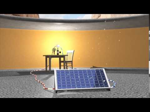 Exhiibit Express Evidence Animation 3 D Solar Project