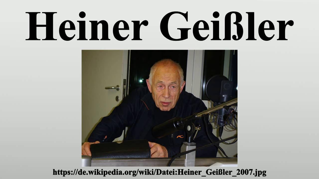 Heiner Geißler Ehefrau