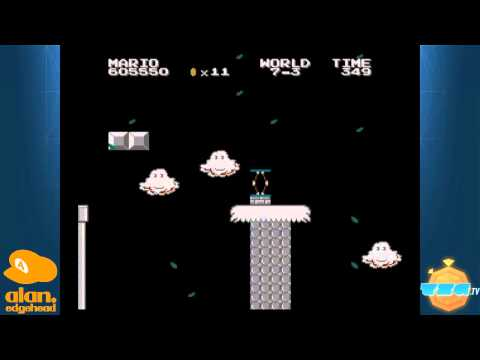 Super Mario Bros.: The Lost Levels 7-3 Karaoke