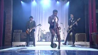 Vintage Trouble - Late Show with David Letterman performance
