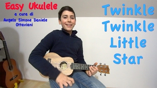 Easy  Ukulele - Twinkle Twinkle Little Star