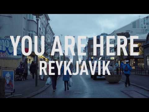 You Are Here: Reykjavík