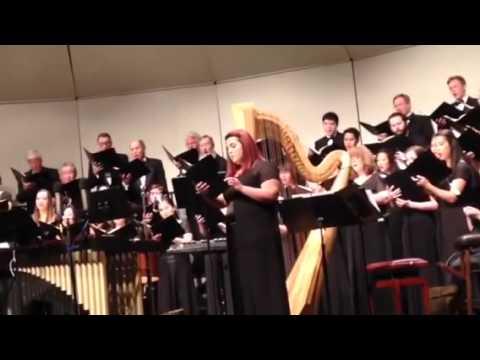 Three Venezuelan Christmas Carols (IVC Master Chorale)