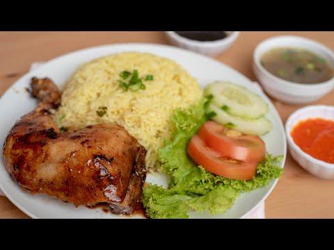 Cara-Cara Masak Nasi Ayam Legend yang Menjadi Rujukan Ramai