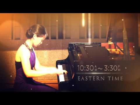 2016 NTD International Piano Competition Live Broadcast