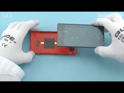 Disassembly Nokia Lumia 720