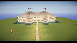 Minecraft - Maison de Luxe + Annonce !!!!!!!!!