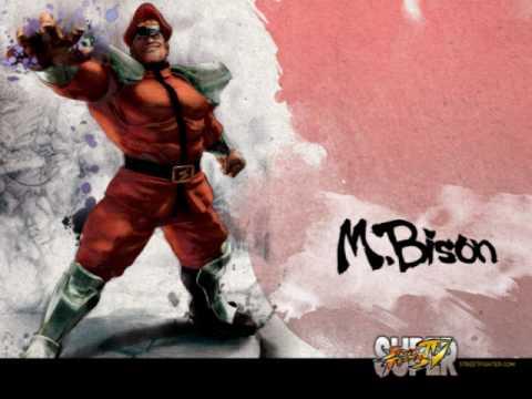 Super Street Fighter IV - Theme of M. Bison