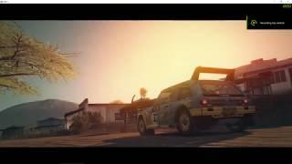 Dirt 3 - Rally Kenya - Race 4 of 5, Kenya, Tsavo - Gameplay