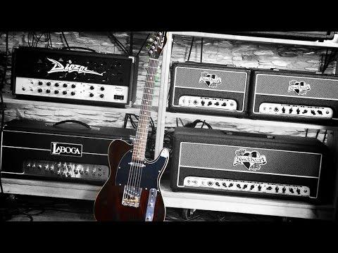 Harley Benton TE-70 Rosewood Deluxe (Telecaster) - Full Demo